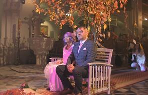 Ponad 10 lat żyli w związku niesakramentalnym. Właśnie się pobrali. Zobacz wzruszające nagranie z ich ślubu