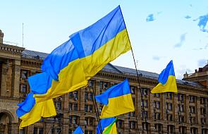 Ukraina: protest przeciwko wycofaniu wojsk w Donbasie