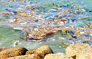 Chiny: ilość odpadów wyrzucona do oceanu wzrosła w 2018 r. o 27 proc.
