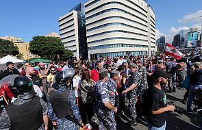 Liban: premier Saad Hariri po protestach ogłasza dymisję swego rządu