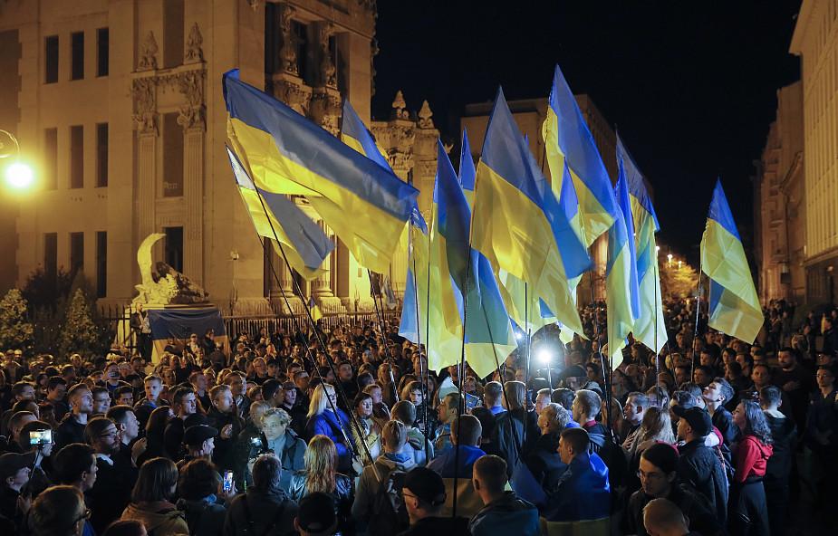 UE: KE pozytywnie o zgodzie Ukrainy na formułę Steinmeiera