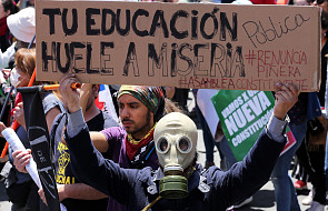 Chile wycofuje się z organizacji szczytu APEC i szczytu klimatycznego COP
