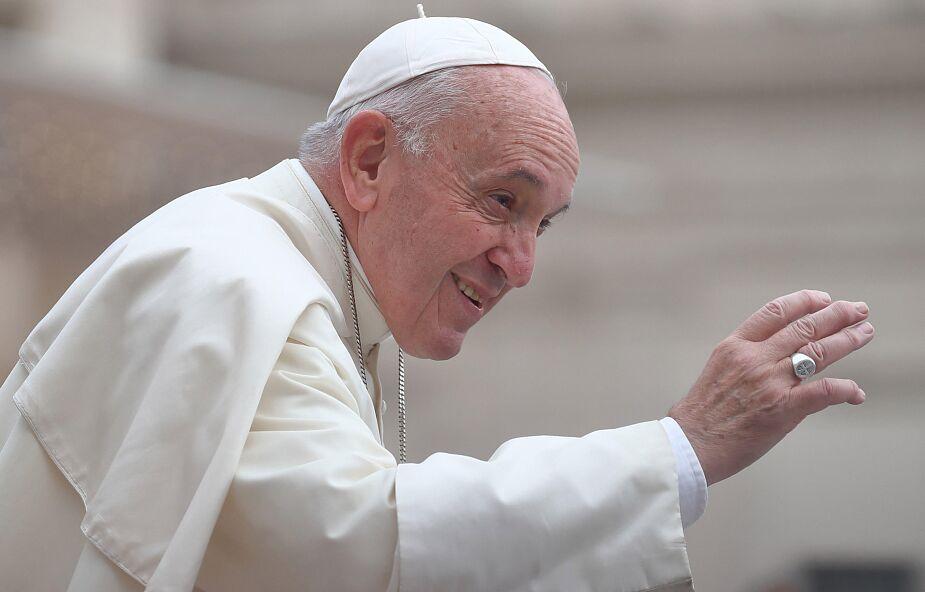 Papież pragnie, aby edukacja kreowała braterstwo, pokój i sprawiedliwość