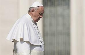 Franciszek: czasem dochodzi do przemocy w środowisku określanym jako religijne