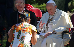 Papież o Synodzie dla Amazonii: To był krzyk ubogich i matki-ziemi!