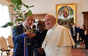 Papież Franciszek przyjął na audiencji Donalda Tuska