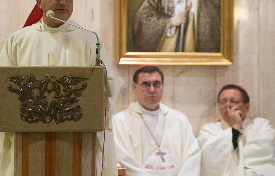 Bp Muskus: Miłosierdzie to być albo nie być wspólnoty Kościoła