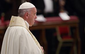 Papież Franciszek: Panie, wierzę, że możesz mnie uzdrowić
