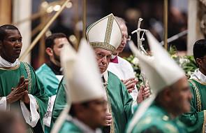 Franciszek na rozpoczęcie Synodu dla Amazonii: niech Bóg natchnie nasz synod do odnowienia dróg Kościoła