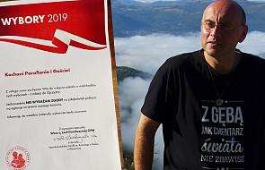 Lech Dorobczyński OFM:  z uporem maniaka będę twierdził, że wprowadzając politykę do świątyń, wykurzamy z nich ludzi