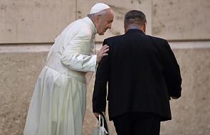 Ojciec synodalny bp Bürgler: Papież jest jednym z nas