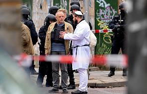 Niemcy: atak na synagogę w Halle, dwie osoby nie żyją