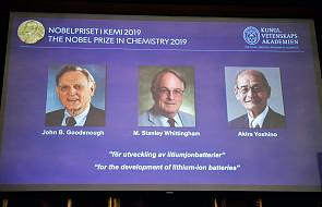 Prof. Kulesza o Noblu z chemii: ogniwa litowo-jonowe to ogromny postęp naukowy