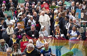 Reprezentantka ONZ chwali Synod Biskupów za zaangażowanie na rzecz ludności tubylczej