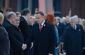 Prezydent: Zależy mi, żeby 11 listopada był świętem polskiej jedności