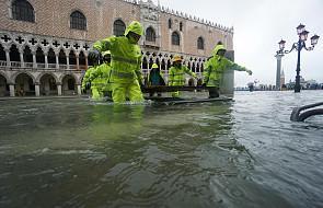 Włochy: 70 cm wody w przedsionku bazyliki świętego Marka w Wenecji