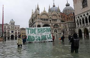 Burmistrz Wenecji: straty po powodzi to setki milionów euro