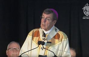 Batlimore: abp Vigneron wiceprzewodniczącym episkopatu USA