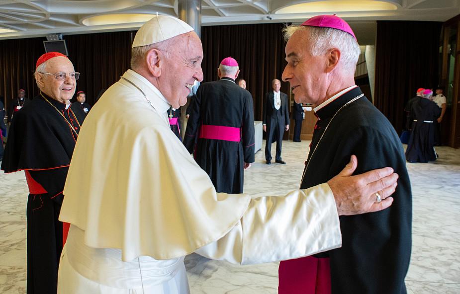 Watykan: bp Florczyk członkiem Papieskiej Rady ds. Kultury