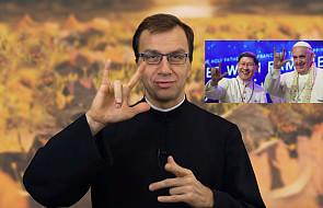 """Remigiusz Recław SJ o """"rogatej dłoni"""". Czy to znak szatana?"""