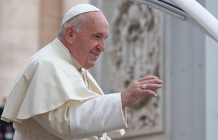 Papież: ksiądz, który nie ma poczucia humoru, nie jest lubiany