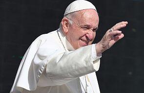 Papież pozdrowił Polaków podczas audiencji ogólnej