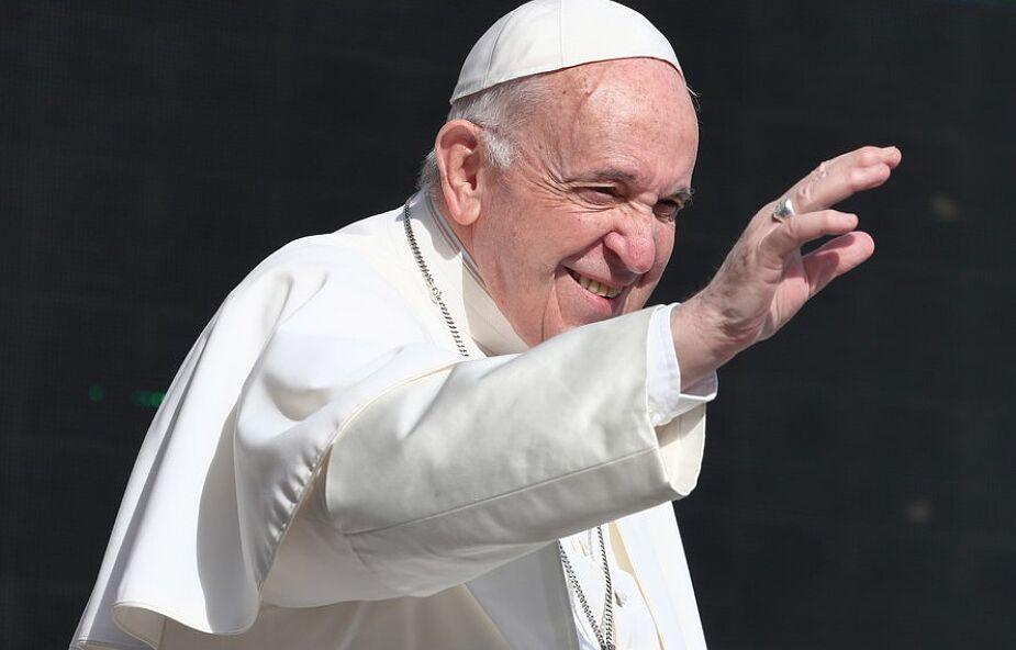 Już w tym tygodniu papież spotka się z prezydentem Andrzejem Dudą