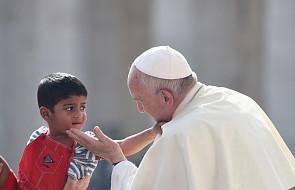 Franciszek zaapelował o bezpieczeństwo dzieci w świecie wirtualnym