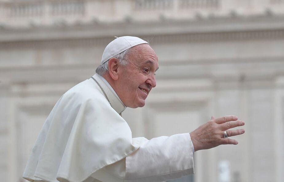 """Franciszek o jedzeniu i seksie: """"są boskie"""""""