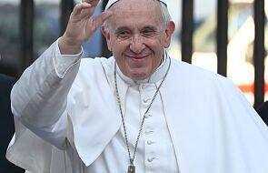 Franciszek: Boże Miłosierdzie naszym wyzwoleniem i szczęściem