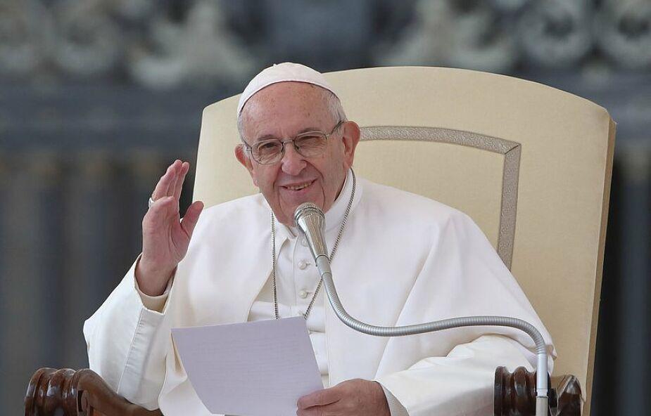 Franciszek: życzę Wam, abyście i Wy byli miłosierni