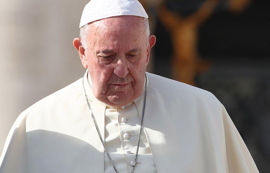 Papież spotkał się z rodziną zamordowanego miesiąc temu księdza