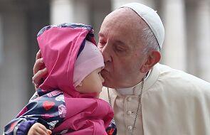 Papież otworzy Ogrody Watykańskie dla dzieci swoich pracowników