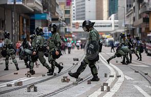Bp Josep Ha: jestem przerażony brutalnością policji w Hongkongu