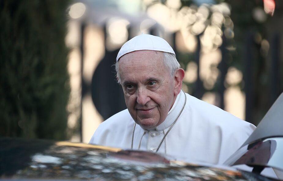 Papież zachęca przedsiębiorców do prostoty i umiaru