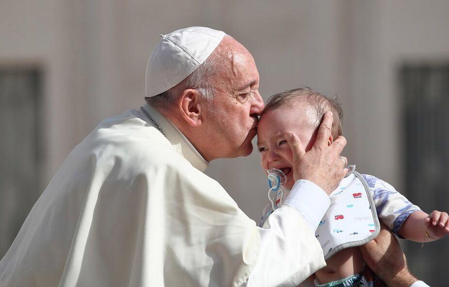 """Papież: """"cywilizacja katolicka"""" to ta Miłosiernego Samarytanina"""