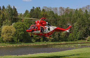 Poważny wypadek w Tatrach; turysta spadł z dużej wysokości