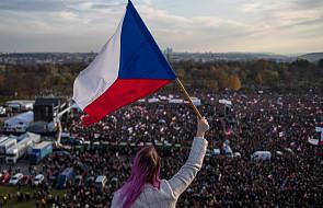 Czechy: ponad 250 tys. osób demonstrowało w Pradze przeciw premierowi Babiszowi