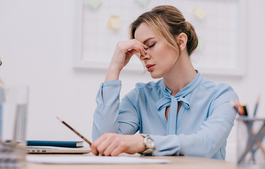 Codzienny stres a poważne choroby. Dieta dr Ewy Dąbrowskiej może im zapobiec