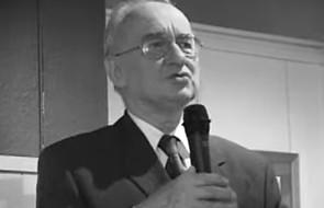 Zmarł znany gdański rysownik Zbigniew Jujka