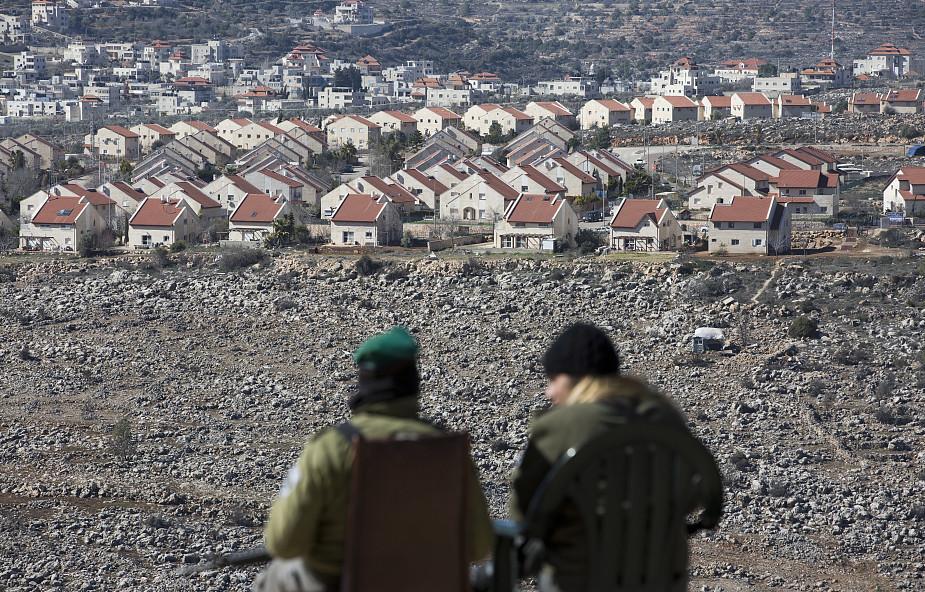 Pompeo: osadnictwo na Zachodnim Brzegu nie jest sprzeczne z prawem