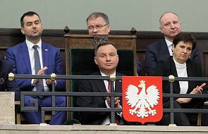 Prezydent: cieszy zaakcentowanie w expose, że chcemy, by Polska stawała się normalnym państwem