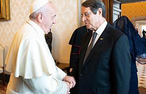 Papież Franciszek uda się na Cypr w przyszlym roku