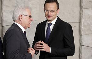 Czaputowicz: krytyka Macrona pod adresem NATO - bezpodstawna