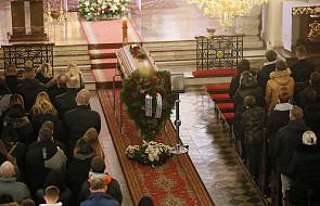 Konin: pogrzeb postrzelonego śmiertelnie przez policjanta 21–letniego Adama