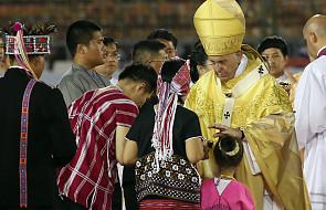 Franciszek w Tajlandii (synteza dzień 1 i 2)