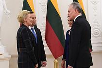 Prezydent Andrzej Duda rozpoczął dwudniową wizytę na Litwie