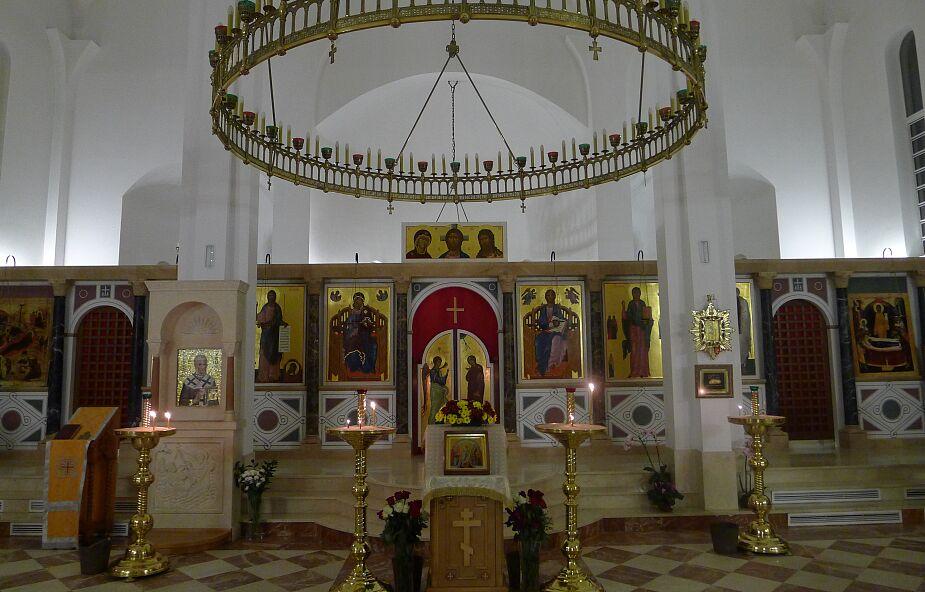 Patriarcha Jerozolimy proponuje kryzysowy szczyt prawosławia