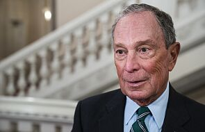 Bloomberg: wystartuję w wyborach prezydenckich, by pokonać Trumpa