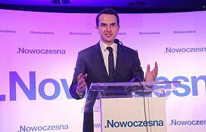 Adam Szłapka nowym przewodniczącym Nowoczesnej